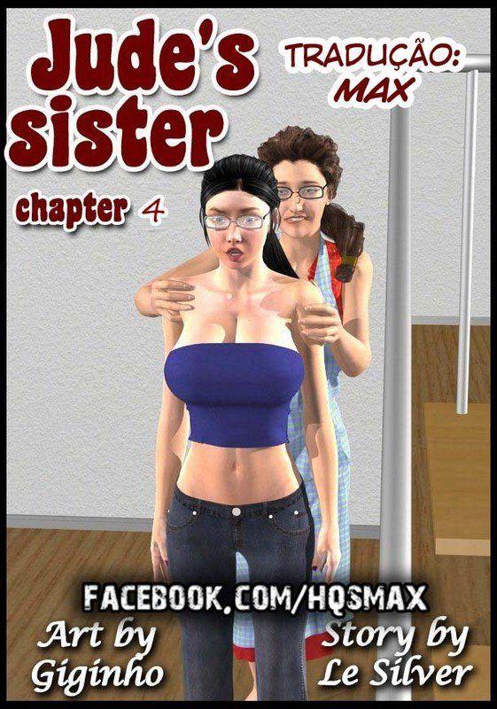 Jude's Sister 4 - Reencontrando as amigas da faculdade