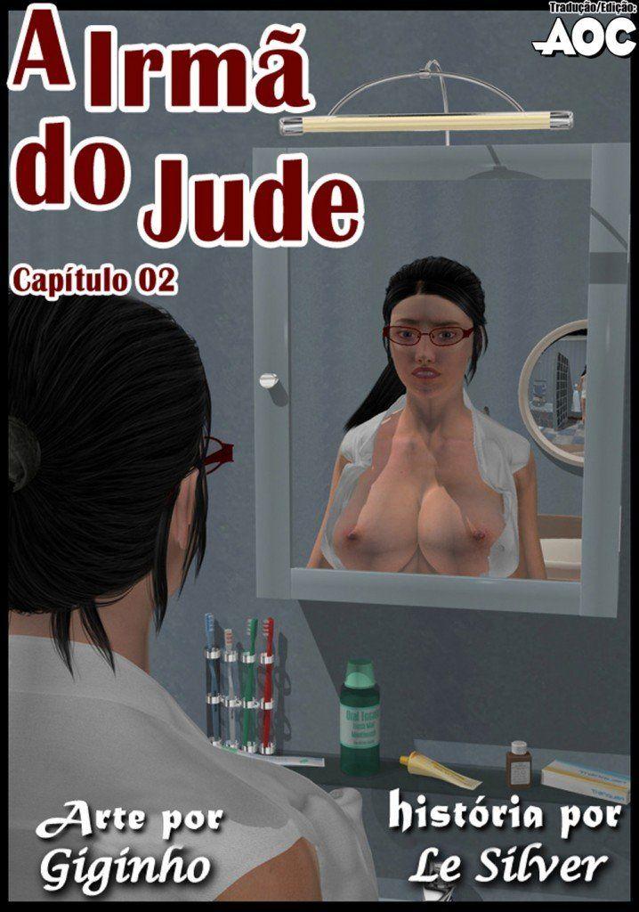 Jude's Sister - Flagrando a irmã na siririca