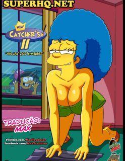 Milfs Catcher's 2 – Os Simpsons e Padrinhos Mágicos