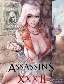 Assassin's Creed XXX – Hentai