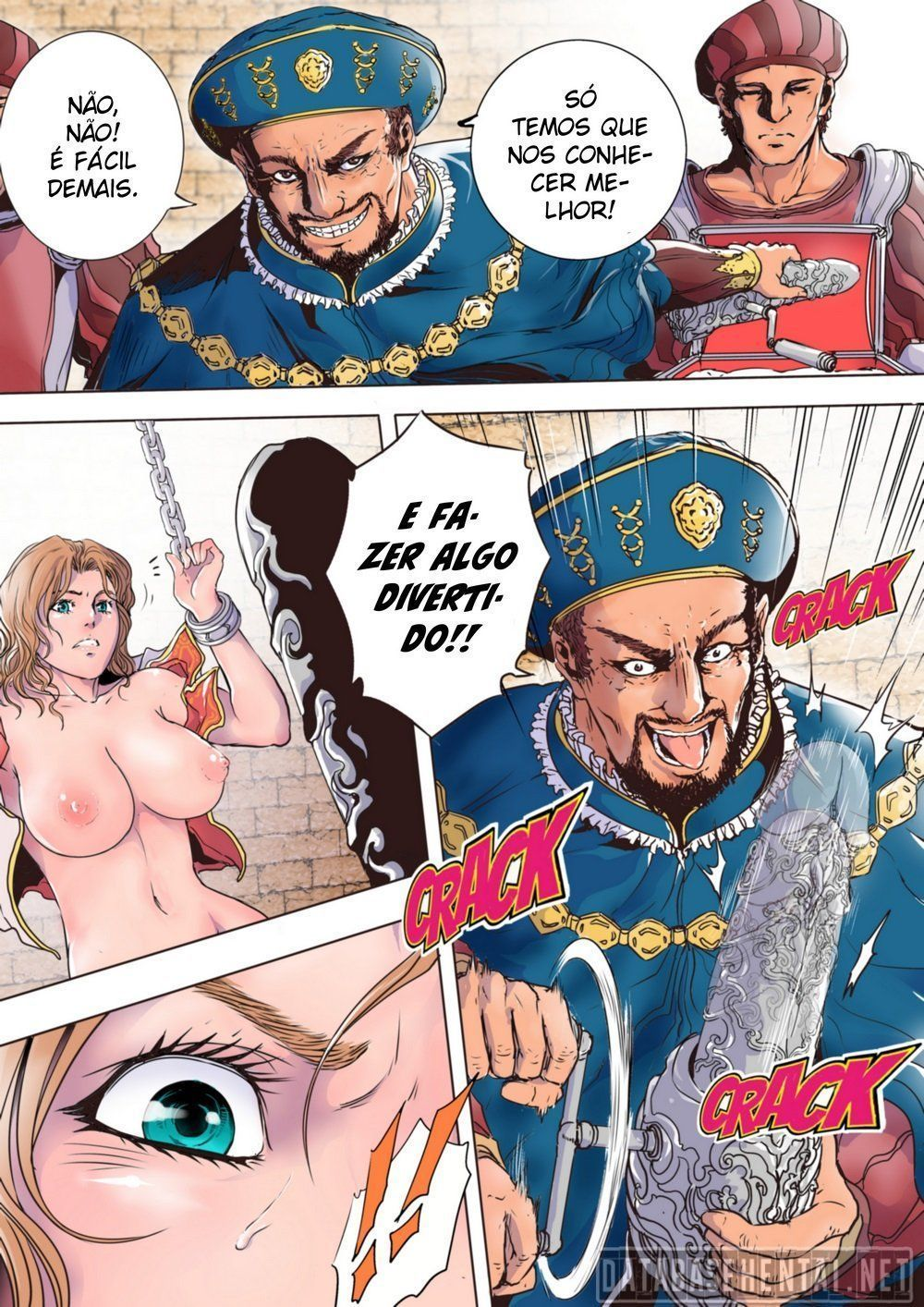 Assassin's Creed XXX - Hentai