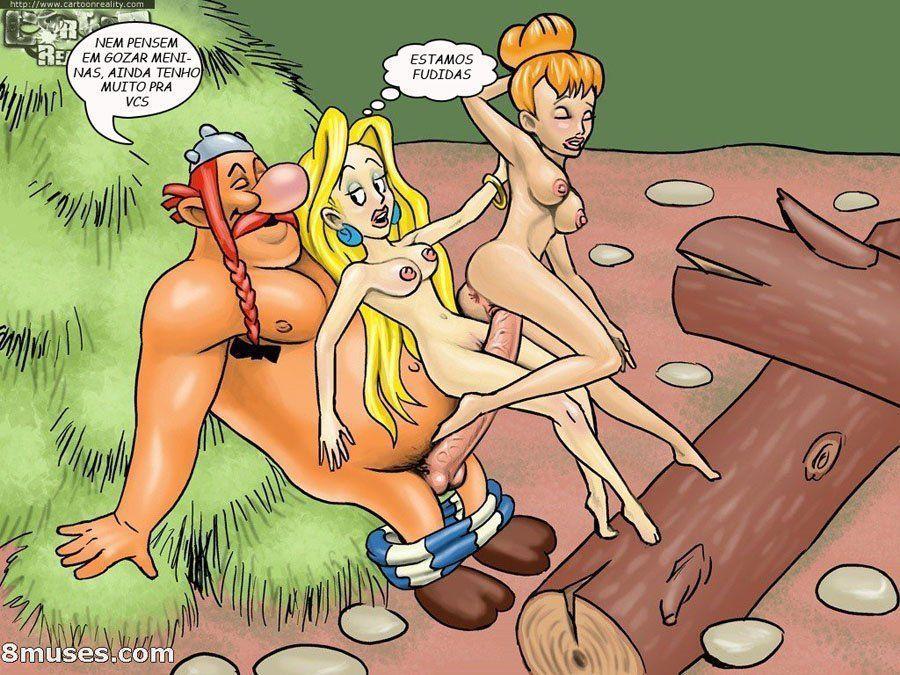 Asterix e Obelix - Comix Porno