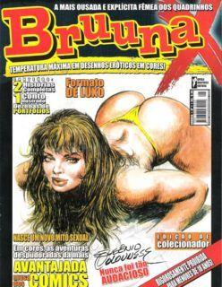 Bruuna X – Uma história cheia de porno