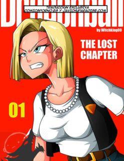 Dragon Ball – Capítulo Perdido – Brincando com a 18