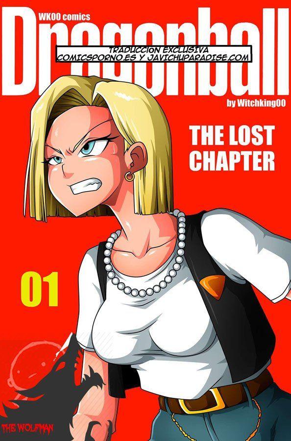 Dragon Ball - Capítulo Perdido - Brincando com a 18
