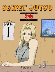 O Jutsu Secreto de Tsunade