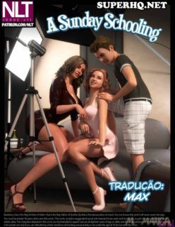 A Sunday Schooling – Sexo ao vivo em site porno