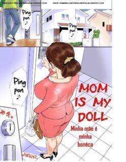 Mamãe é minha boneca sexual