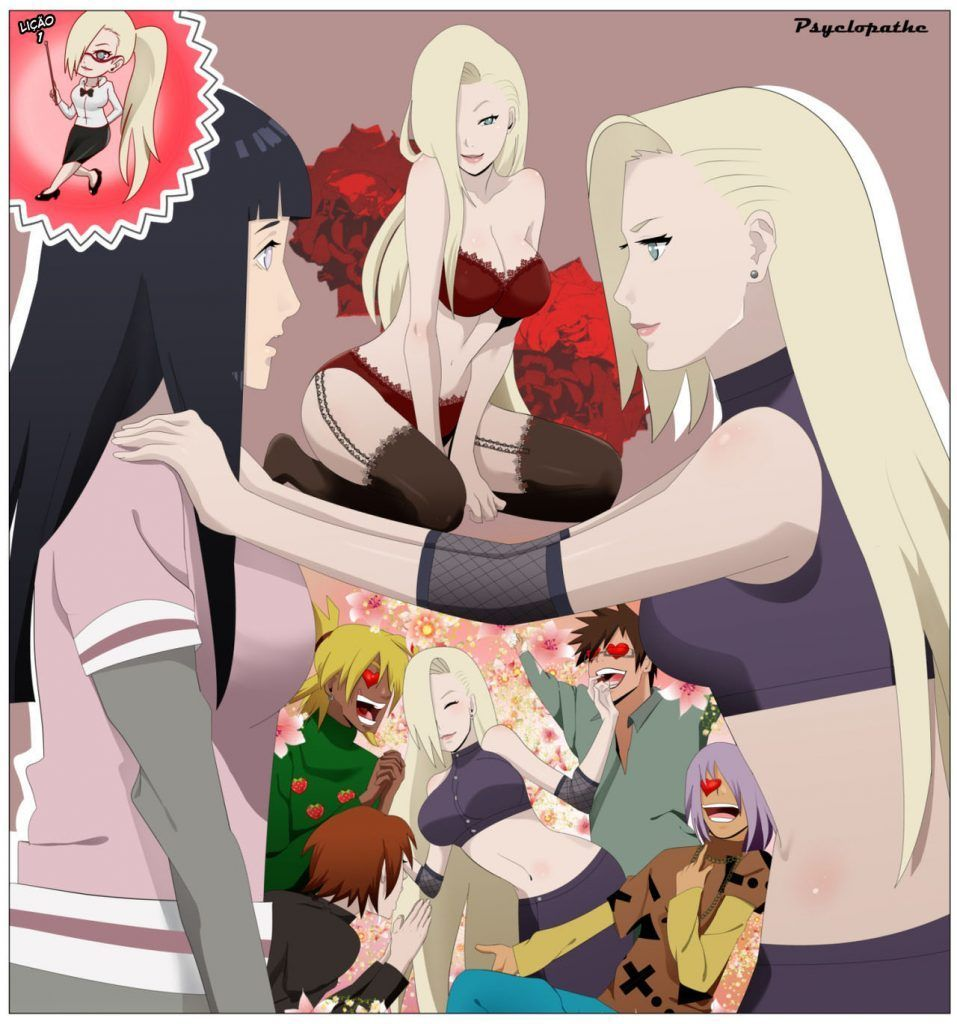 Despedida de solteiro do Naruto