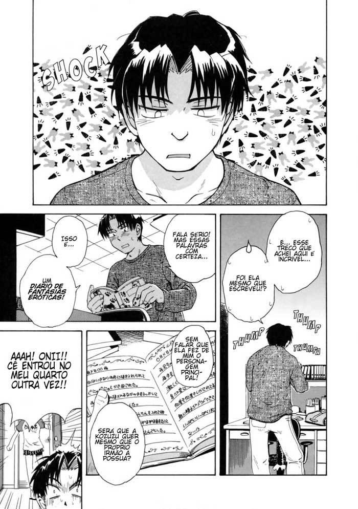 Anime Hentai - Diário de Desilusões - Parte 1