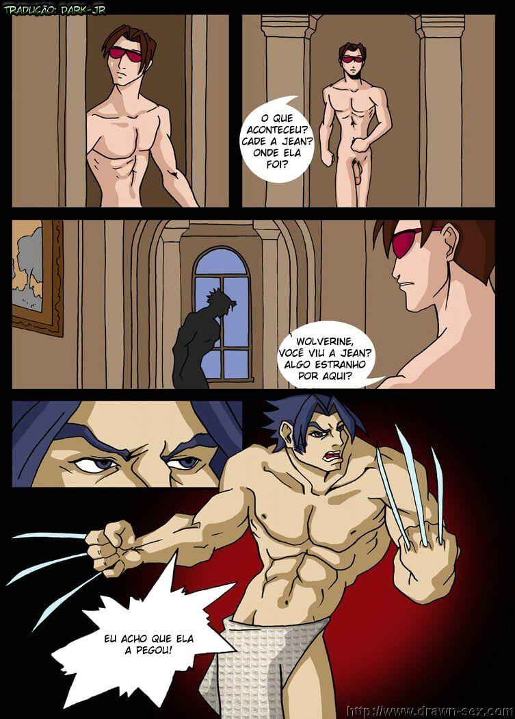X-Men Hentai - Completo