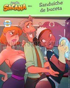 Tufos – Família Sacana – Sanduíche de buceta